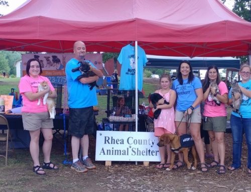 Sheriff Mike Neal supports Rhea County Fair