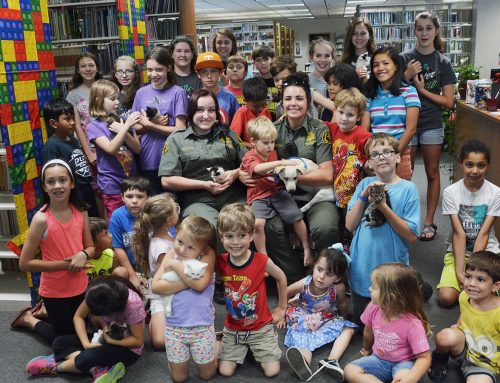 Rhea County Animal Shelter celebrates Animal Shelter Day at Library