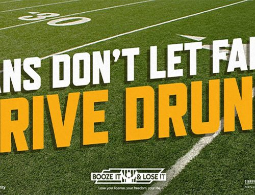 Expect Increased Impaired-Driving Enforcement During Super Bowl Weekend